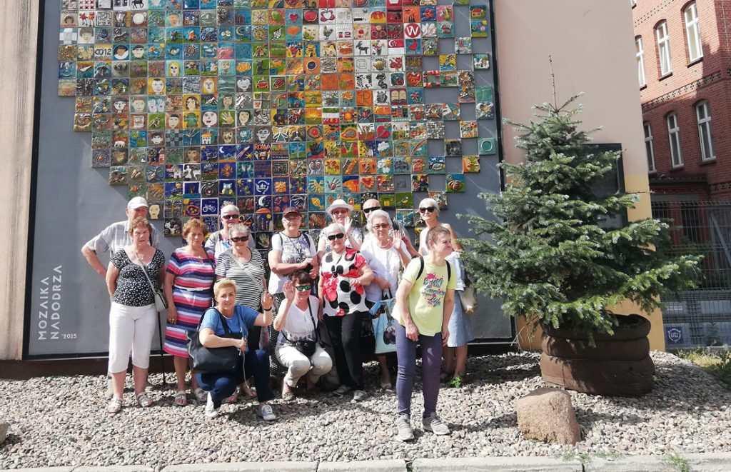 Wizyta we Wrocławiu